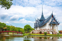 Cơ hội ghé thăm vườn chim hải âu và thành phố cổ trong tour Thái Lan mới