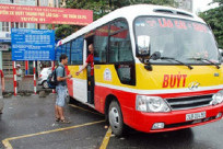 Di chuyển từ ga Lào Cai về trung tâm thị xã Sapa như thế nào?
