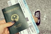 Các loại giấy tờ cần thiết khi đi máy bay