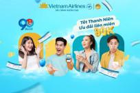 [ĐỒNG GIÁ 90K] Vietnam Airlines triển khai chương trình ưu đãi mừng ngày 26/3