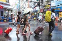 Du lịch mùa mưa bão