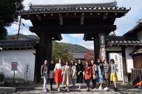 Du lịch Nhật Bản thì nên lựa chọn trang phục như thế nào?