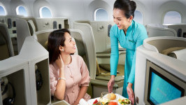 Du lịch nước ngoài trong tầm tay cùng Vietnam Airlines chỉ từ 9$