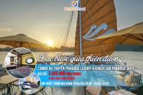 SIÊU KHUYẾN MÃI: Combo Du thuyền Paradise luxury & Khách sạn Paradise Suite với giá tốt nhất!
