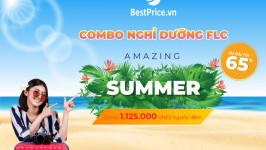 [GIÁ SIÊU KÍCH CẦU] Combo nghỉ dưỡng FLC AMAZING SUMMER chỉ từ 1.125.000vnđ/khách/đêm