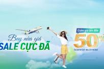[GIẢM ĐẾN 50%] Bamboo Airways: Bay Nửa Giá, Sale Cực Đã