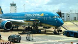Giảm giá cực shock cho đường bay mới Hà Nội - Hồ Chí Minh của Vietnam Airlines