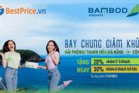[GIẢM TỚI 30%] Bamboo Airways: BAY CHUNG, GIẢM KHỦNG dành cho chặng bay Côn Đảo