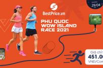 Gói khuyến mại Giải chạy Phú Quốc WOW Island Race 2021