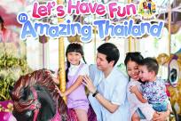 Sôi động dự án Family Fun tại Thái Lan năm 2017
