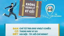 [HOT] Săn vé máy bay đồng giá 789k (đã gồm thuế, phí) cùng Vietnam Airlines