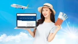 Hướng dẫn check in mobile (điện thoại) vé máy bay Bamboo Airways