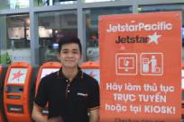 Hướng dẫn check in mobile (điện thoại) vé máy bay Jetstar Pacific