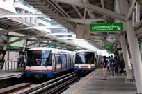 Hướng dẫn di chuyển bằng tàu điện ngầm (MRT) và tàu điện trên cao (BTS) ở Thái Lan