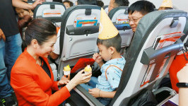 Jetstar - Cập nhật quy định cho trẻ em khi đi máy bay