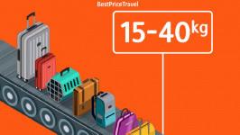 Jetstar Pacific điều chỉnh giá bán hành lý
