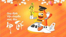 Jetstar Pacific hút khách vận chuyển đào, mai Tết Nguyên đán 2020