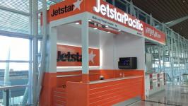 Jetstar Pacific thông báo thay đổi vị trí quầy làm thủ tục tại sân bay Nội Bài