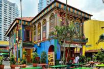 Khu phố người Ấn độ - Little India ở đâu tại Singapore? Làm thế nào để di chuyển đến khu Little India?