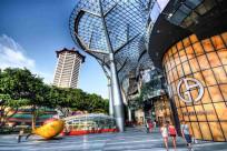 Khu vực trung tâm Singapore ở đâu?