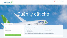 Kiểm tra vé máy bay đã đặt Bamboo