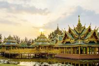 Khám phá thành phố cổ đại Muang Boran - Thái Lan
