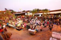 Kinh nghiệm mua sắm tại chợ Chatuchak, Bangkok - Chợ lớn nhất thế giới
