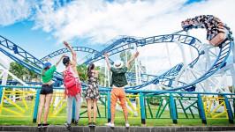"""Kinh nghiệm """"quẩy banh nóc"""" tại khu vui chơi Vinpearl Land Nha Trang"""