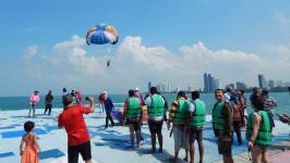Kinh nghiệm vui chơi ở đảo San Hô ( đảo Coral), Pattaya ở Thái Lan