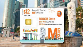 Làm thế nào để mua sim 3G, 4G ở Singapore?