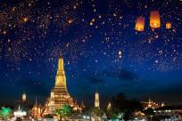 Lễ hội đèn trời Yi Peng có gì hấp dẫn?