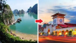 Lịch bay từ Hải Phòng đến Hồ Chí Minh (Cập nhật mới nhất)