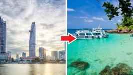 Lịch bay từ Hồ Chí Minh đến Phú Quốc (Cập nhật mới nhất)