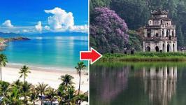 Lịch bay từ Nha Trang đến Hà Nội (Cập nhật mới nhất)