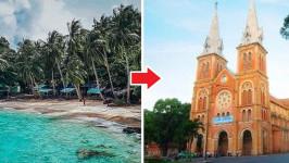 Lịch bay từ Phú Quốc đến Hồ Chí Minh (Cập nhật mới nhất)