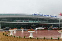 MỚI NHẤT: Các chuyến bay từ sân bay Thọ Xuân, Thanh Hóa