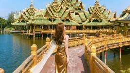 [Mới nhất] Giá vé máy bay Vietnam Airlines đi Bangkok