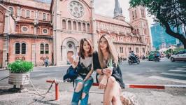 MỚI NHẤT! Vé máy bay đi Sài Gòn tháng 8 giá rẻ nhất