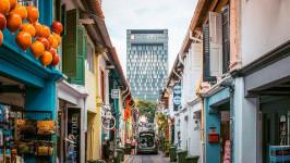 MỚI NHẤT! Vé máy bay đi Singapore Vietjet Air giá rẻ
