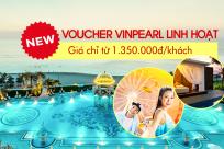 MỚI! Voucher Vinpearl linh hoạt 2018 chỉ từ 1.350.000đ/khách