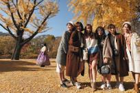 Nên mặc gì khi đi du lịch Hàn Quốc?