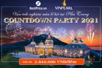 Nghỉ dưỡng Vinpearl Nha Trang với đại tiệc Countdown cực đỉnh