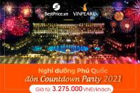 Nghỉ dưỡng Vinpearl Phú Quốc đón Countdown Party 2021 thượng hạng