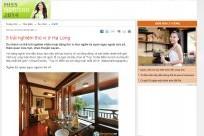 Ngoisao.net: 5 Trải nghiệm thú vị ở Hạ Long