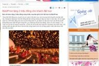 Ngoisao.net: BestPrice tặng 2 triệu đồng cho khách đặt tour