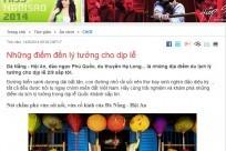 Ngoisao.net: Những điểm đến lý tưởng dịp nghỉ lễ