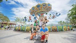 Nhận quà cực đã - vui chơi thả ga tại Vinpearl Land và Safari Phú Quốc
