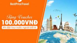 Nhận voucher khuyến mại từ BestPrice khi sử dụng app My Viettel