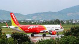 Những điều kiện vé máy bay Vietjet Air
