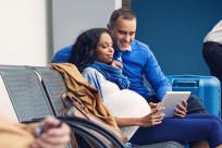 Những lưu ý đối với phụ nữ mang thai khi đi máy bay?